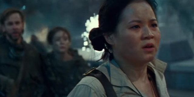 Star Wars Fans Can't Handle Rose Tico in New The Rise of Skywalker Trailer