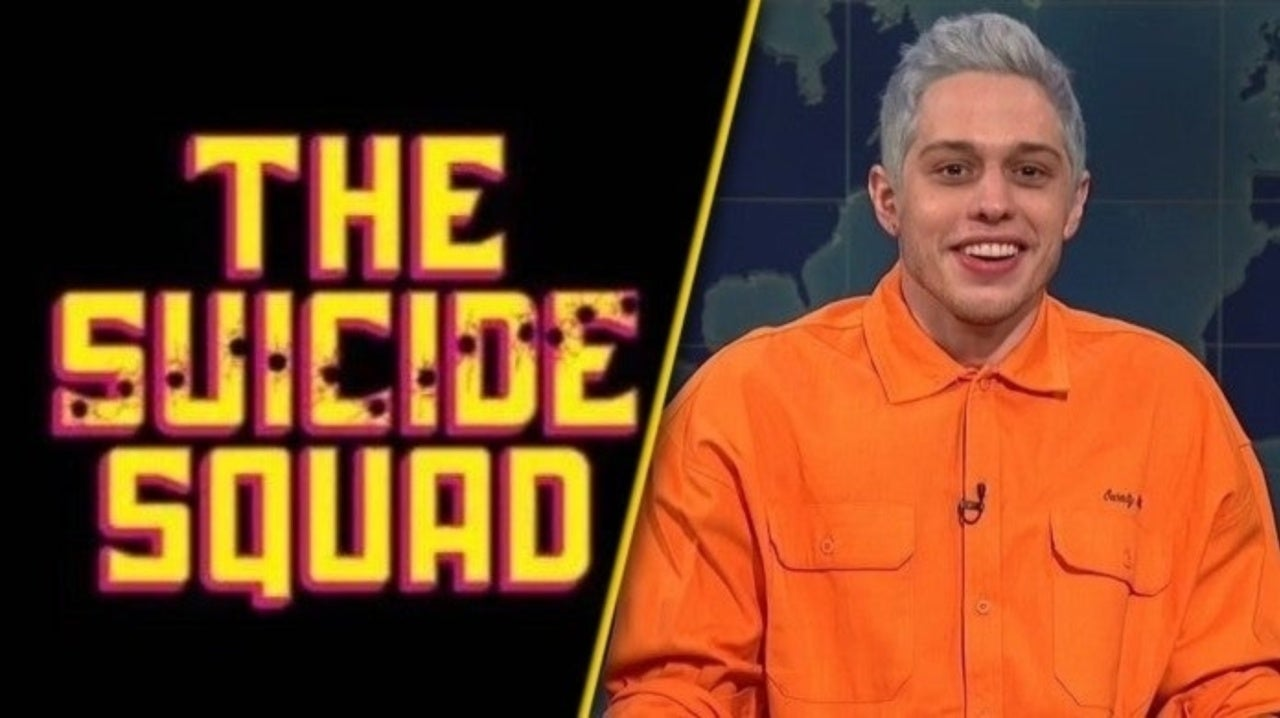 Saturday Night Live Reveals Where Pete Davidson Has Been