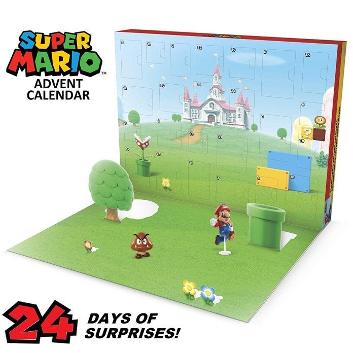 super-mario-advent-calendar
