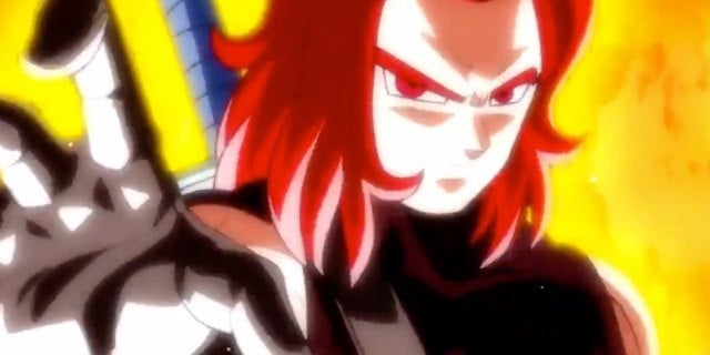 Dragon Ball Promo Reveals Super Saiyan God Trunks In Action