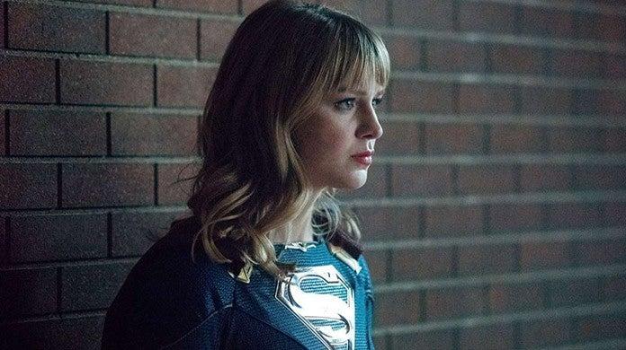 supergirl blurred lines recap