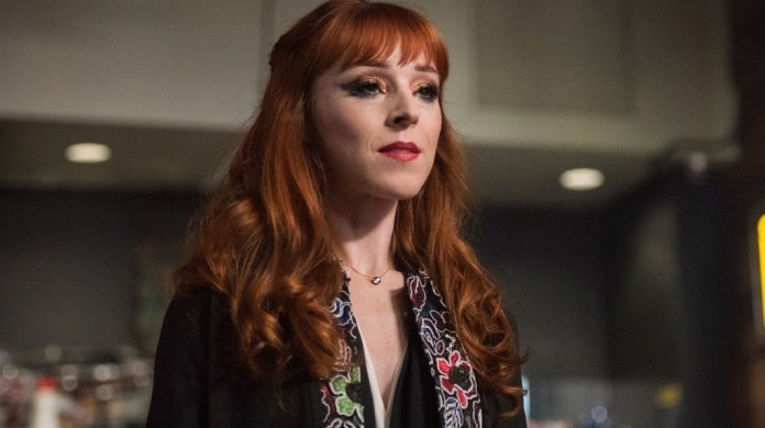 supernatural rowena