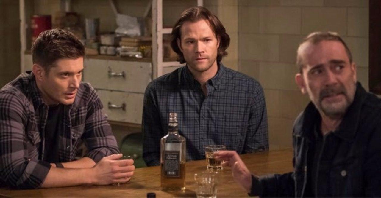 Supernatural Stars Jensen Ackles, Jared Padalecki Explain Their Matching Tattoos with Jeffrey Dean Morgan