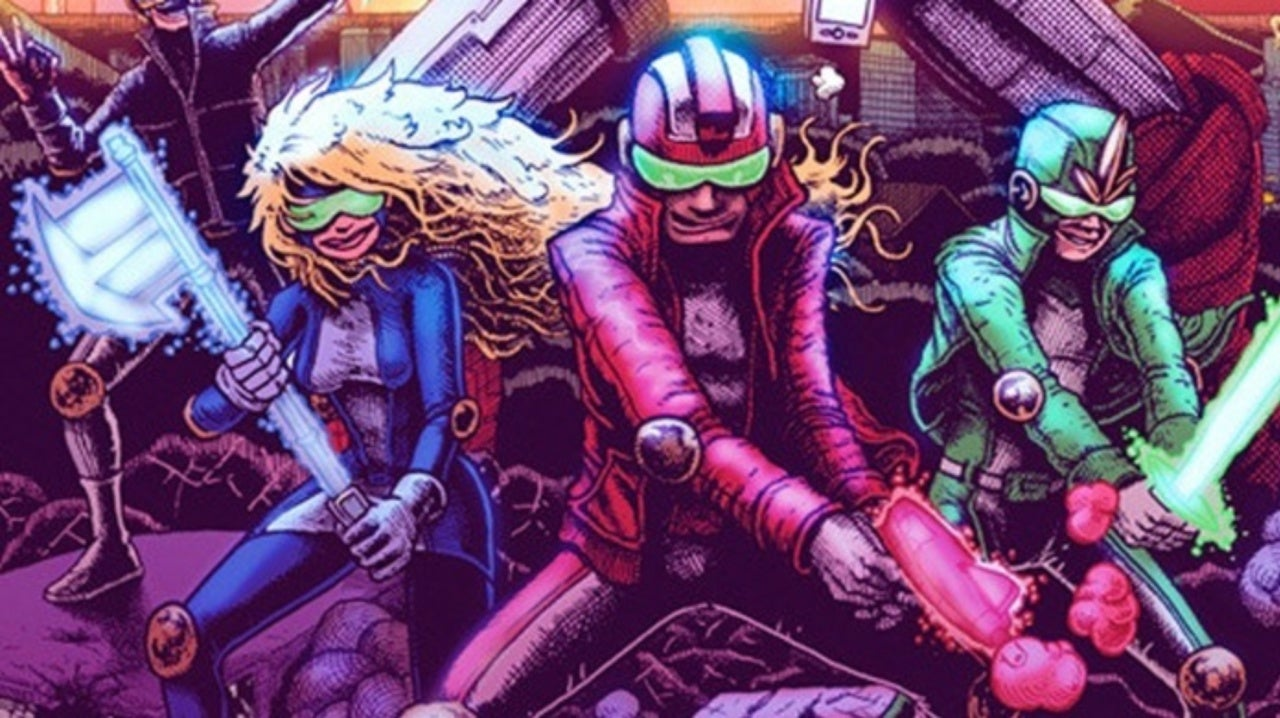 Power Rangers Fans Should Definitely Give Task Force Rad Squad on Kickstarter a Chance