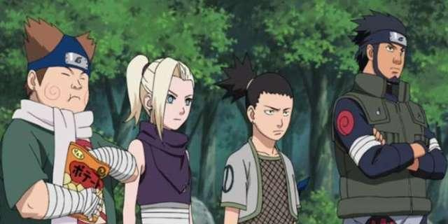 Naruto Cosplayers Reunite Team 10 in New Photoshoot