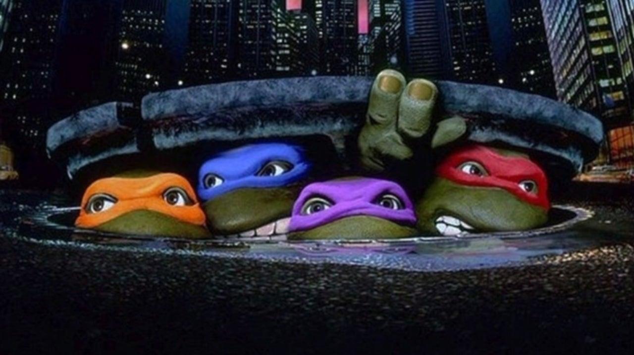 Horrifying Screen-Used Teenage Mutant Ninja Turtle Costume Goes Viral