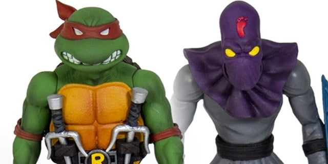Super7's Awesome Teenage Mutant Ninja Turtles Ultimates Figures Are Up For Pre-Order