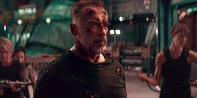 Terminator Dark Fate Extended Look Trailer