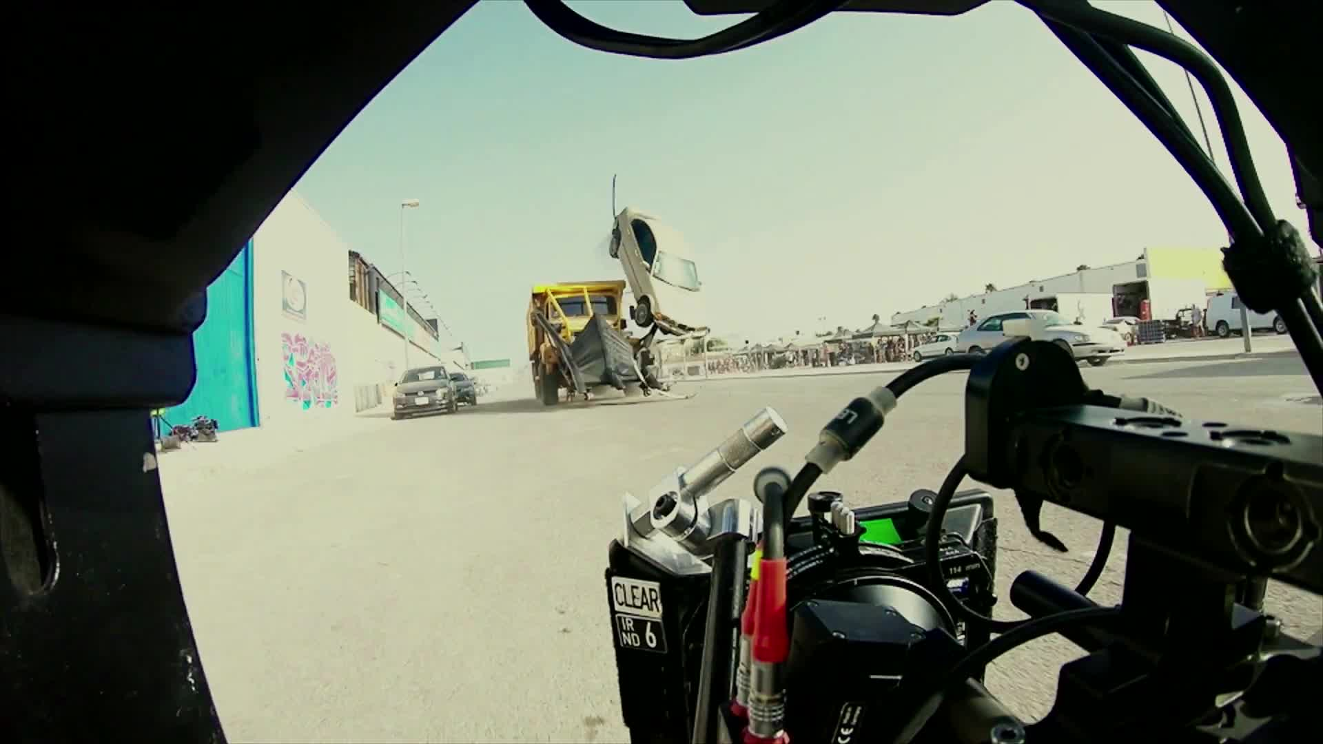 Terminator: Dark Fate - James Cameron Featurette [HD] screen capture