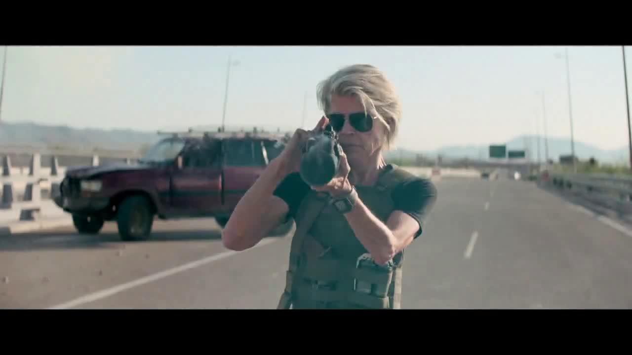 Terminator: Dark Fate - TV Spot #2 [HD] screen capture