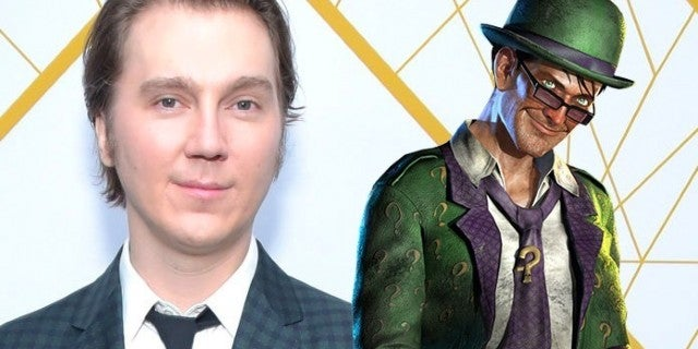 The Batman Cast Paul Dano Riddler