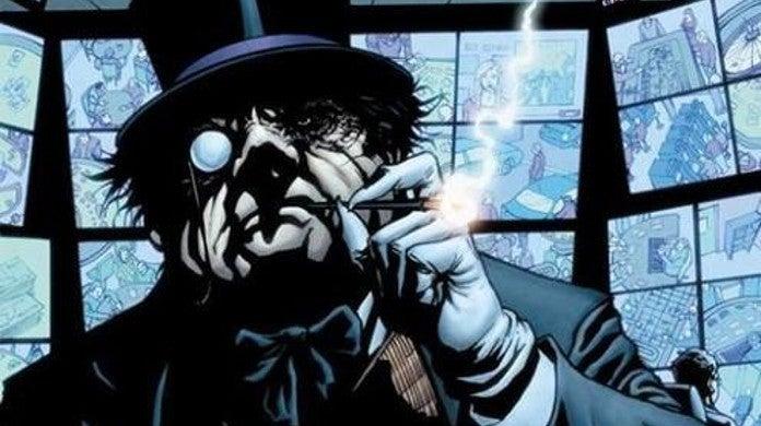 The Batman Cast Penguin Jason Alexander