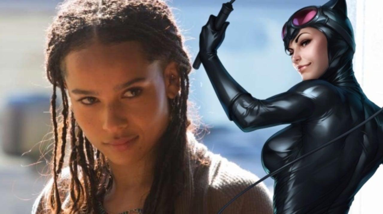 The Batman Actress Zoe Kravitz Confirms Catwoman Haircut