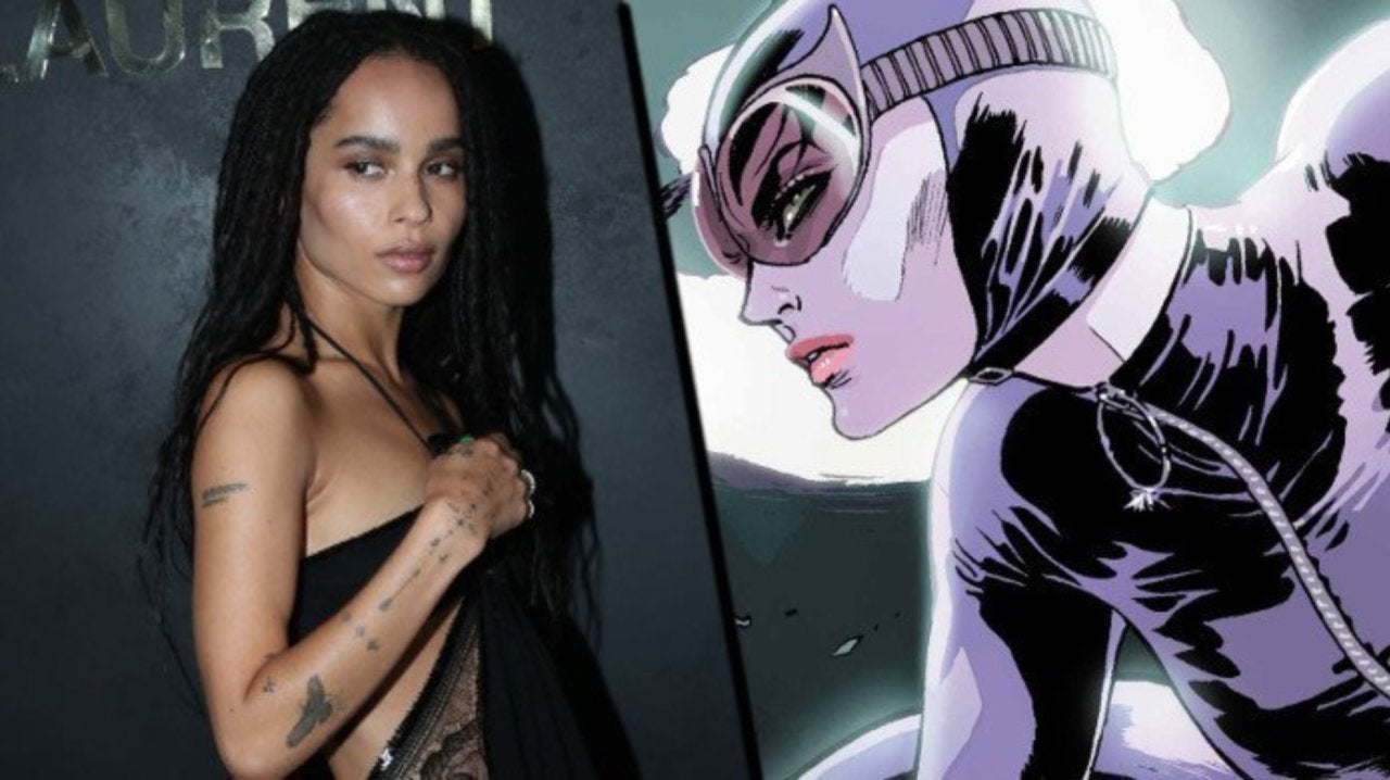The Batman Star Robert Pattinson Breaks Silence on Zoe Kravitz Being Cast as Catwoman