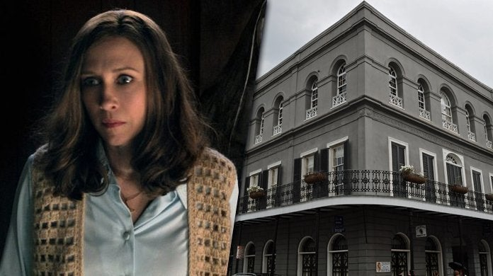 the conjuring lalaurie mansion movie