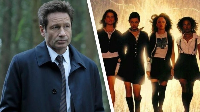 the craft remake david duchovny