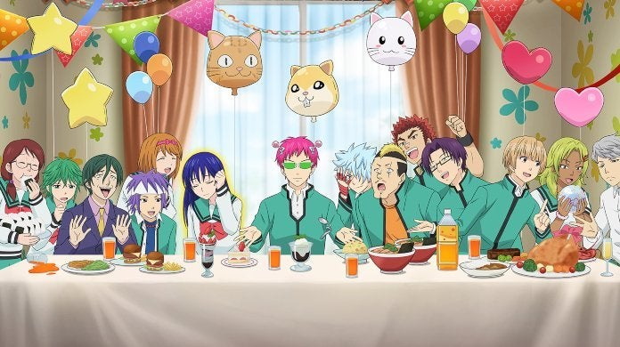 The Disastrous Life of Saiki K Reawakened Netflix Anime