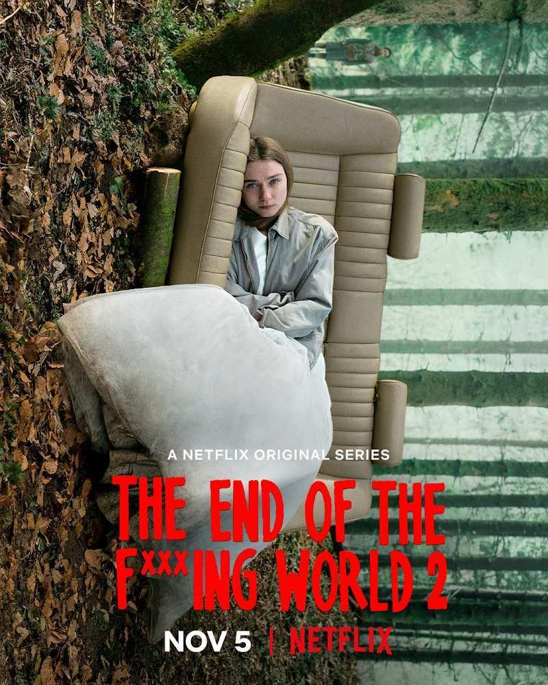 男主角死後還能跟女主角互動?《去X的世界末日》新預告和新海報暗藏玄機!