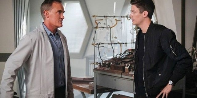 """The Flash Reveals Major Details About the Arrowverse's Multiverse in """"A Flash of the Lightning"""""""