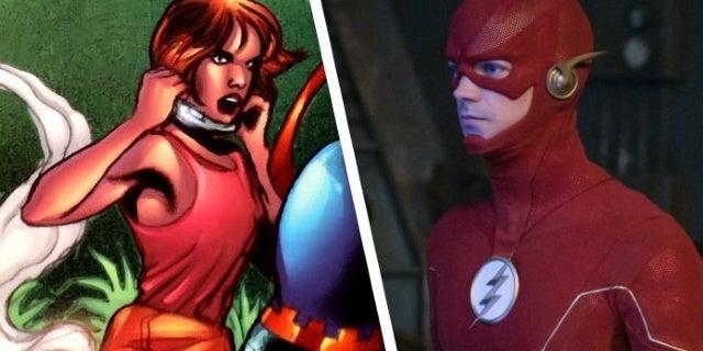 The Flash: Who Is Allegra Garcia?
