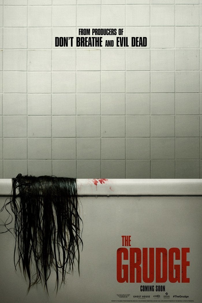 the grudge remake reboot poster 2019