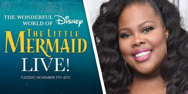 Flipboard: Amber Riley to Emcee ABC's THE LITTLE MERMAID LIVE!