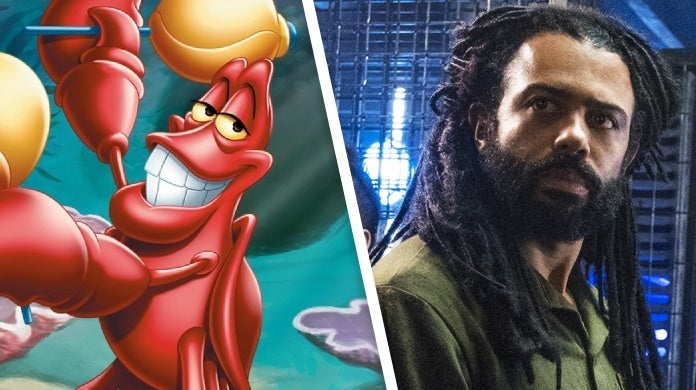 the little mermaid sebastian daveed diggs
