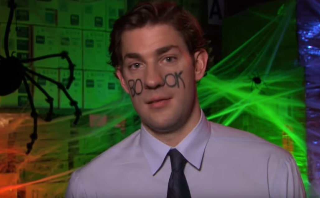the office cut halloween cold open