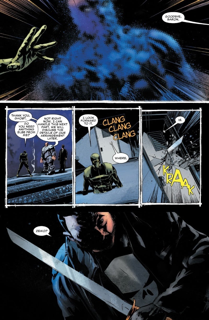 【漫威宇宙相關】金霸王殺死齊莫!制裁者被認定死亡!究竟怎麼回事?