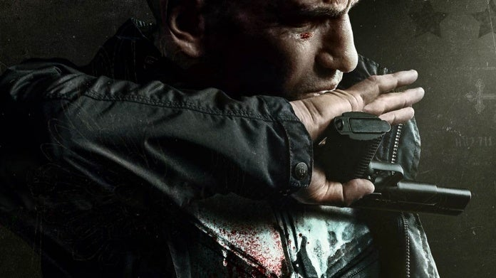 The Punisher Frank Castle Jon Bernthal