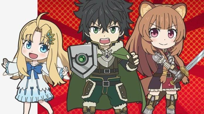The Rising of the Shield Hero Isekai Quartet Season 2