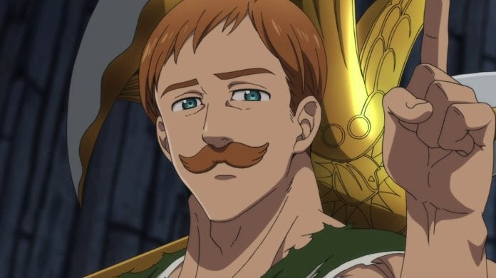 The Seven Deadly Sins Escanor