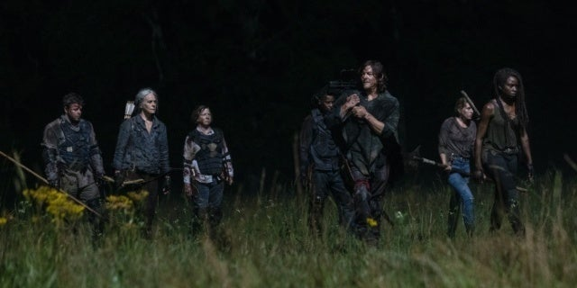 The Walking Dead to Highlight 49-Hour Zombie Attack