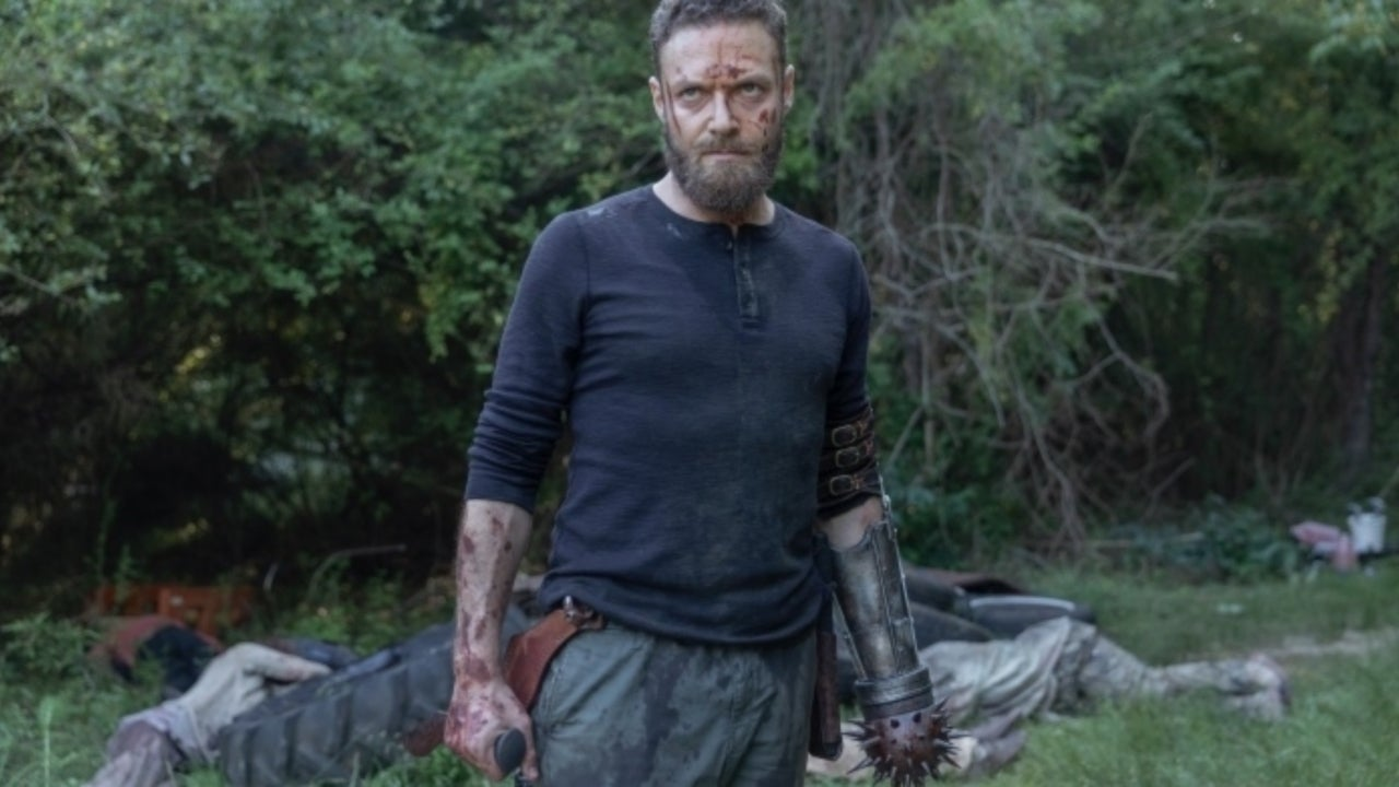 Ross Marquand Nearly Quit Acting Before The Walking Dead Role