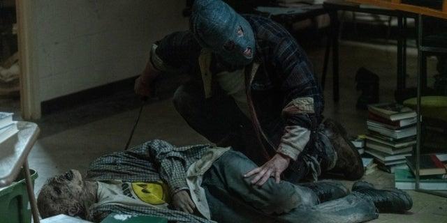 The Walking Dead Beta mask Ryan Hurst