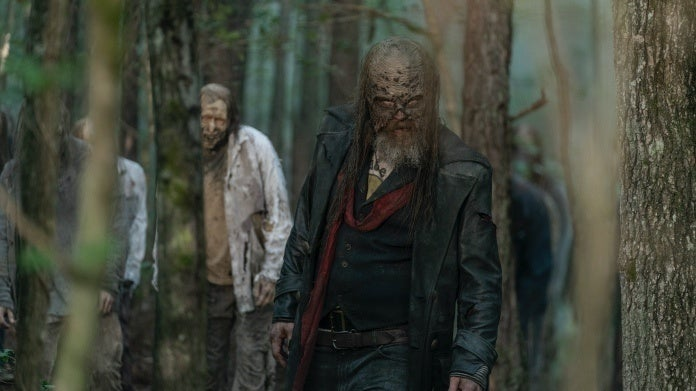 The Walking Dead Beta Ryan Hurst