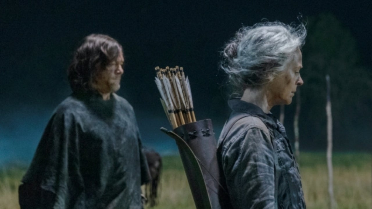The Walking Dead Fans React to Carol and Daryl Dream Sequence