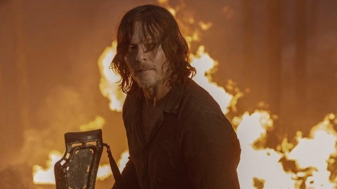The Walking Dead Daryl season 10 Norman Reedus