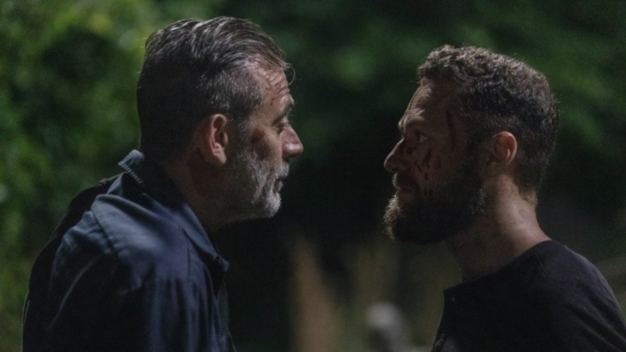 The Walking Dead Unleashes Negan for Team Up with Aaron
