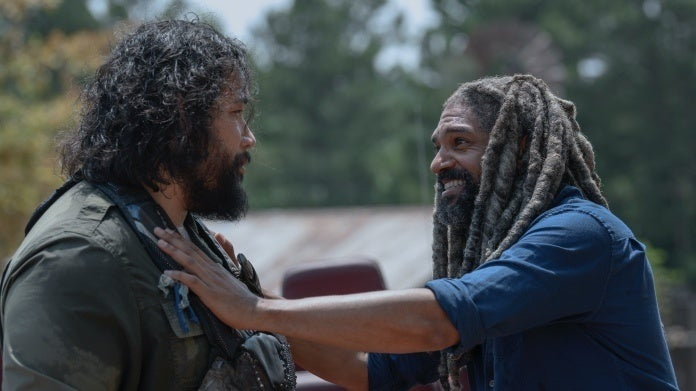 The Walking Dead Jerry King Ezekiel