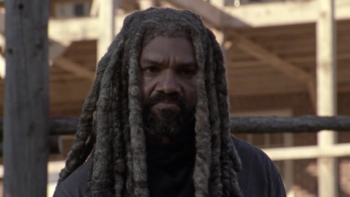 The Walking Dead King Ezekiel 1005