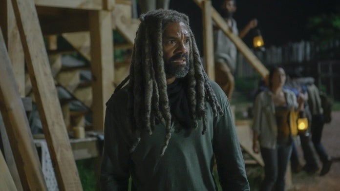 The Walking Dead King Ezekiel Khary Payton 1004 Silence the Whisperers