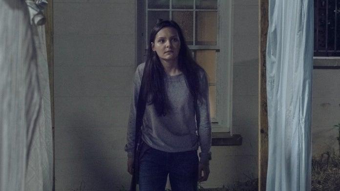 The Walking Dead Lydia Silence the Whisperers Cassady McClincy