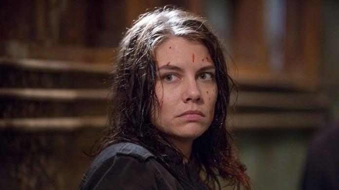 The Walking Dead Maggie Lauren Cohan
