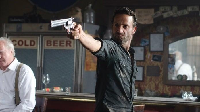 The Walking Dead Nebraska Season 2 Rick Grimes