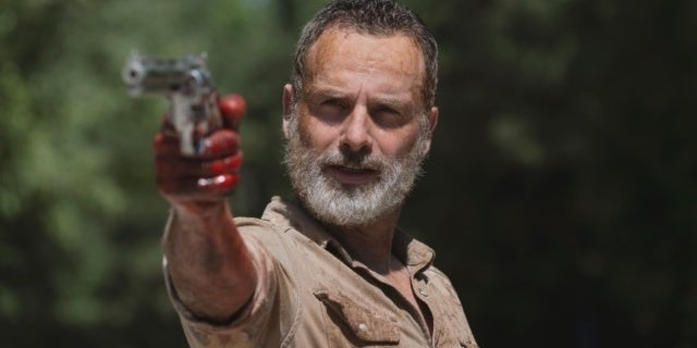 The Walking Dead Season 10 New Opening Credits Easter Eggs Include Rick Grimes Tribute