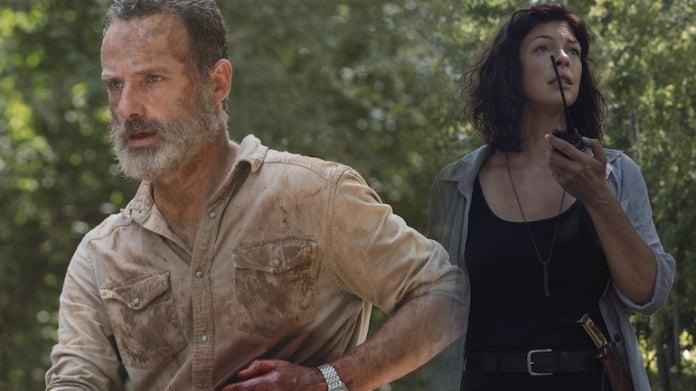 The Walking Dead Rick Grimes Jadis Anne comicbookcom