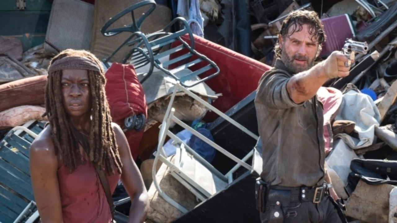 The Walking Dead Producer Hints at Danai Gurira's Michonne Appearing in Rick Grimes Movie