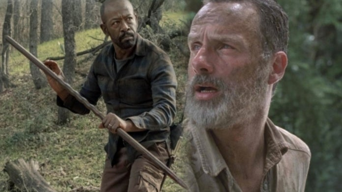 The Walking Dead Rick Morgan
