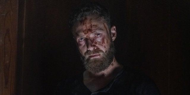The Walking Dead Ross Marquand Aaron Season 10